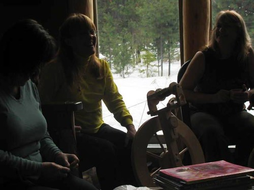 Ruth, Mollie, & Pam