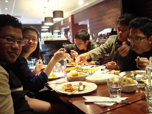 Mel - Eating WELL in WELLington