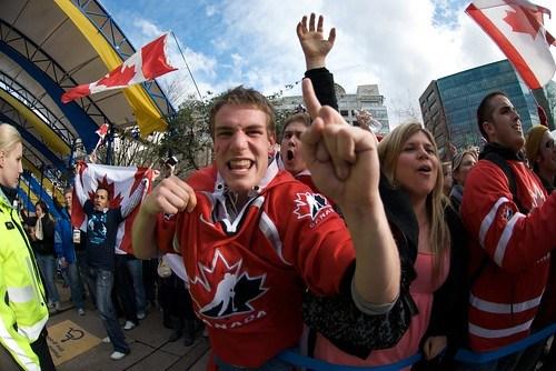 CANADA WINS GOLD!!