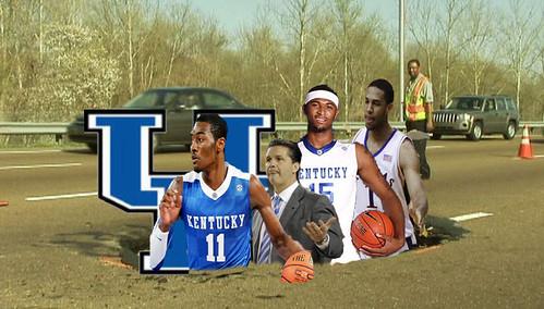 Memphis Sinkhole Fan Photos