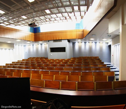 Davidson Building Lecture Theatre (Room 208)