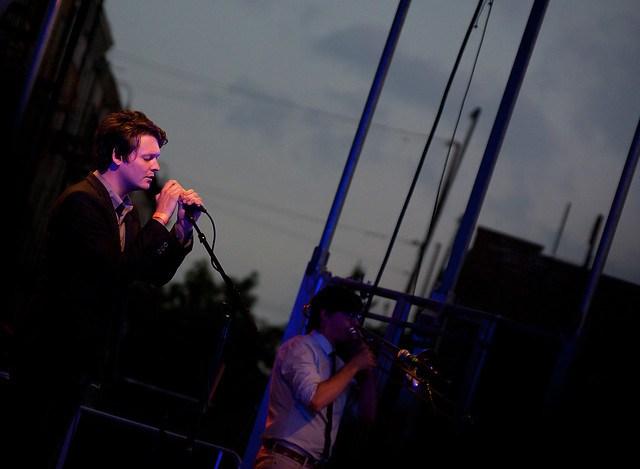 Beirut concert