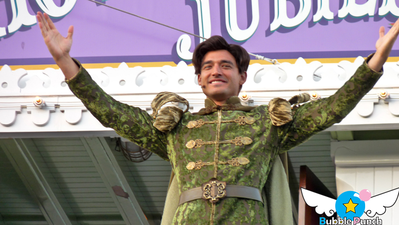 Prince Naveen. Yikes. And we were told there was a hotter guy who plays that trades off! WHAAT!