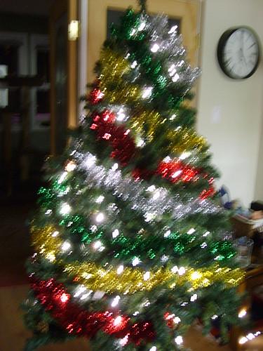 blurrytree