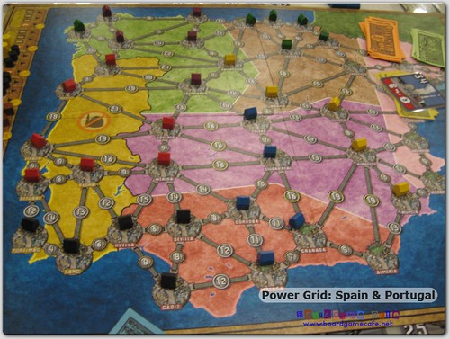 BGC Meetup - Power Grid (Spain/Portugal)