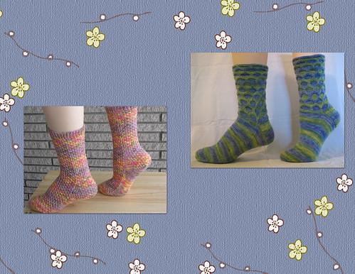 Popular Sock Patterns