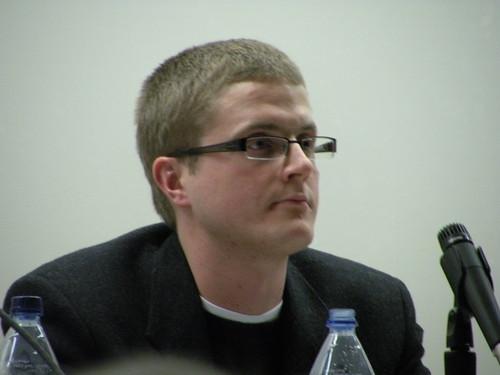 Ben White, British anti-semite