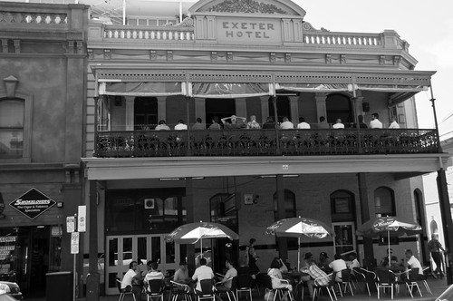 Cafe in Adelaide