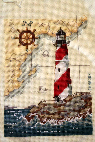 dimensions cross stitch | On Awesome Avenue