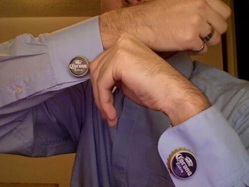 Substandard cufflinks
