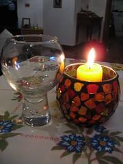 Capodanno 2009 2010 a lume di candela :-)