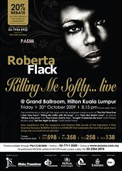 Roberta Flack Killing Me Softly.. Live