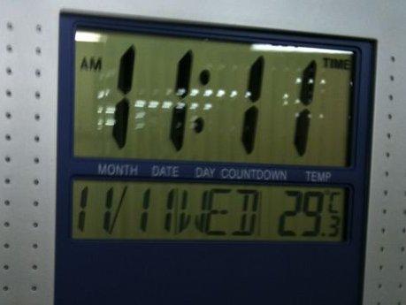 11:11 de 11/11