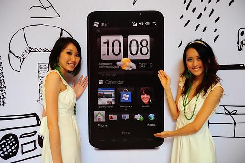 HTC HD2_A