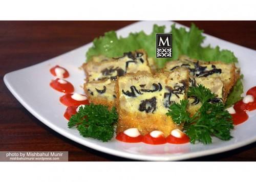 Foto Menu Makanan Jamur Jejamuran | Mushroom Cake