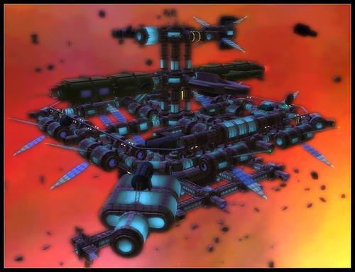 Deshima Space Station