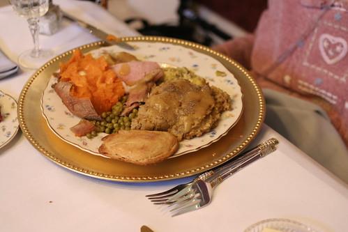 grandmother's thanksgiving