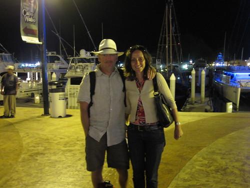 Eric & Valerie in Cabo