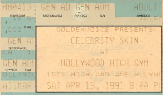 Celebrity Skin, Hollywood High