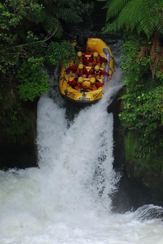 Rotoura Rafting! 8
