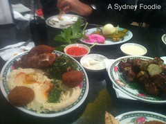 Jasmin Restaurant, Lakemba by A Sydney Foodie
