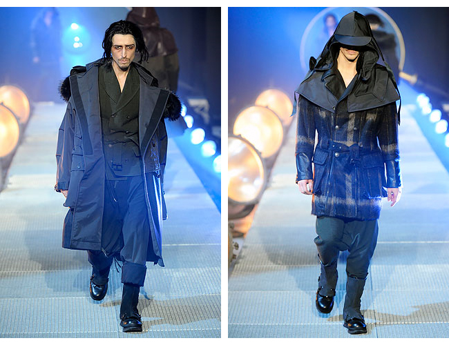 John Galliano Mens FW 10 2
