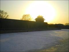 Beijing - sunset