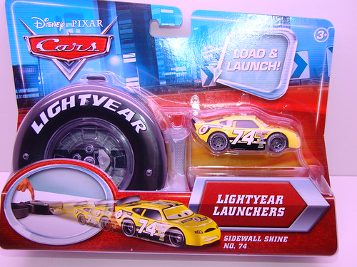 disney CARS sidewall Shine launcher (1)