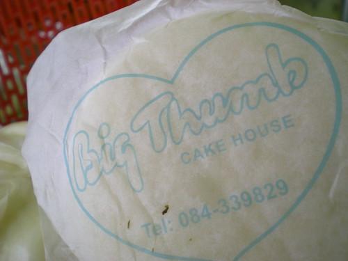 Big Thumb logo