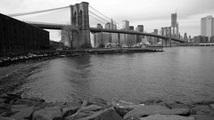 Brooklyn Bridge from Brooklyn Bridge Park