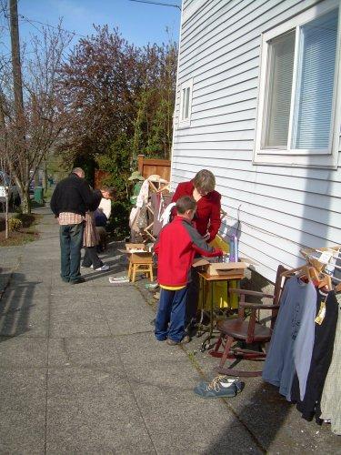 Crafty sale