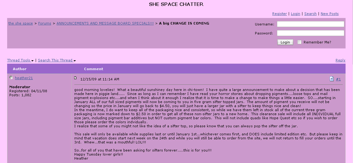 TheSheSpace Size Scam 3