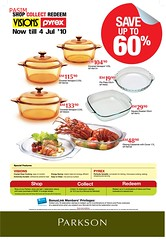 Parkson PWP Visions Pyrex