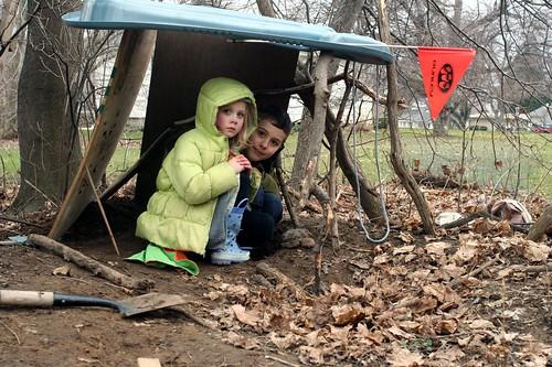 Under Their Shelter