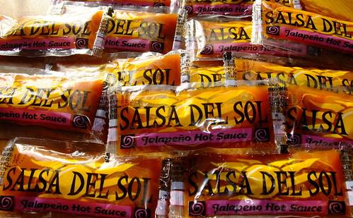 Salsa Del Sol Jalapeno Hot Sauce 1