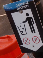 2010 VANCOUVER WINTER OLYMPIC GAMES | SPECIAL GARBAGE BINS