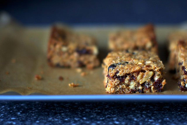 thick, chewy granola bars – smitten kitchen