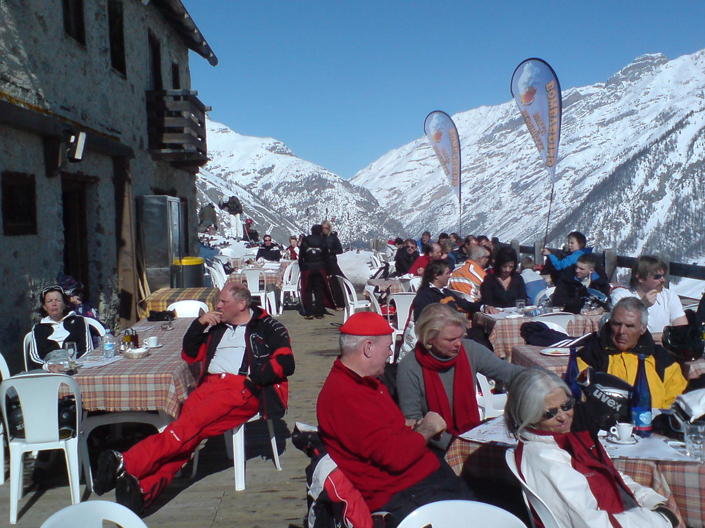 Taking the Time in Livigno