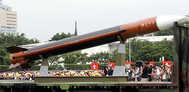 天弓飛彈可以攔截飛彈嗎? 國人自製的嗎? | Yahoo奇摩知識+