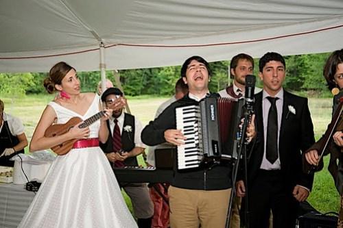 Ukulele bride