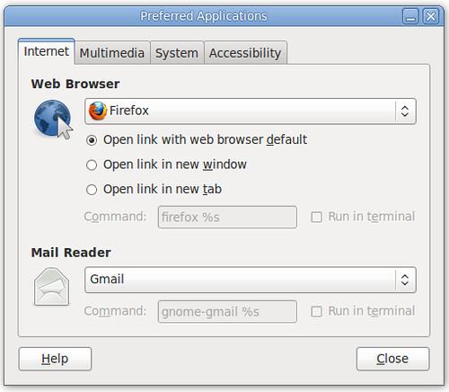 gnome-gmail-conf