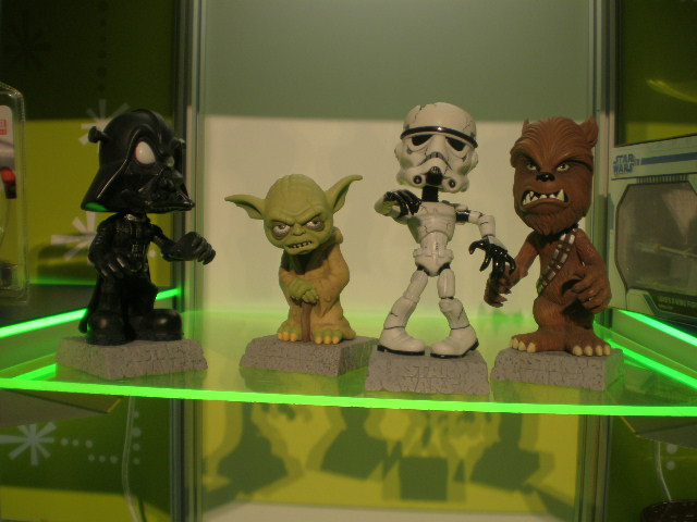 Funko Star Wars monsters