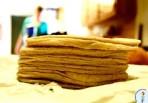 freshly-made tortillas