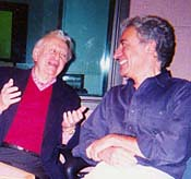 Studs Terkel and Mike Rose