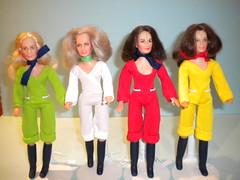 Charlie's Angels dolls - Hasbro 1970's