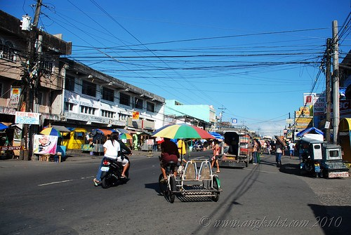 National Road, Pili, Camarines Sur