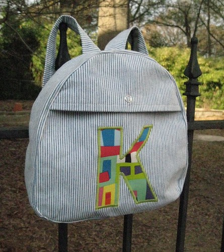 Backpack for toddler cousin