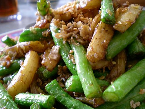 Ipoh vegetable dish