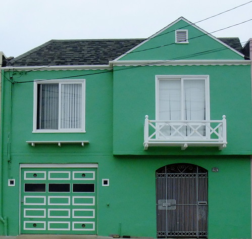 Every Day is a Happy Saint Patrick's Day in The Outer Sunset. 8