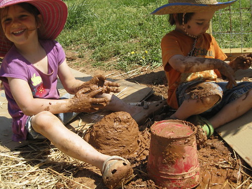 Making Mud Cake